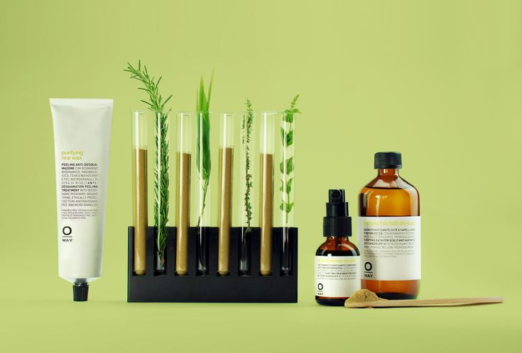 New OW treatment purifying dry scalps