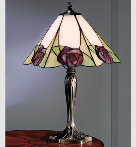 Tiffany Mackintosh stained glass lighting — Buy Tiffany Mackintosh ...