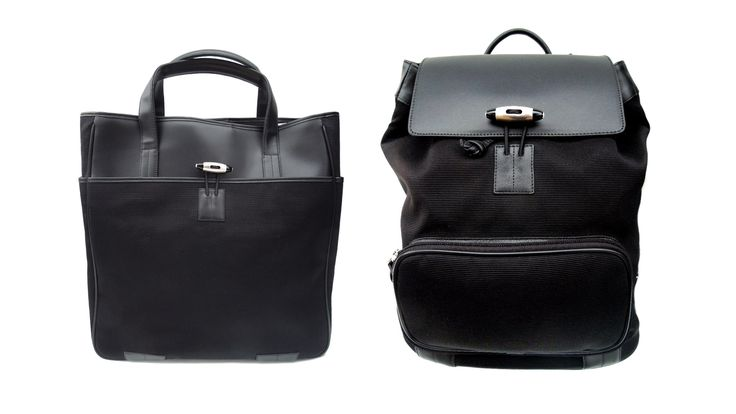 Do you prefer a tote bag or a backpack? #Montblanc Nightflight