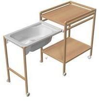 les 25 meilleures id 233 es de la cat 233 gorie table 224 langer baignoire sur table langer
