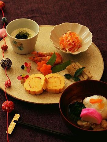 Osechi-Ryori, Japanese New Year Celebration Dish