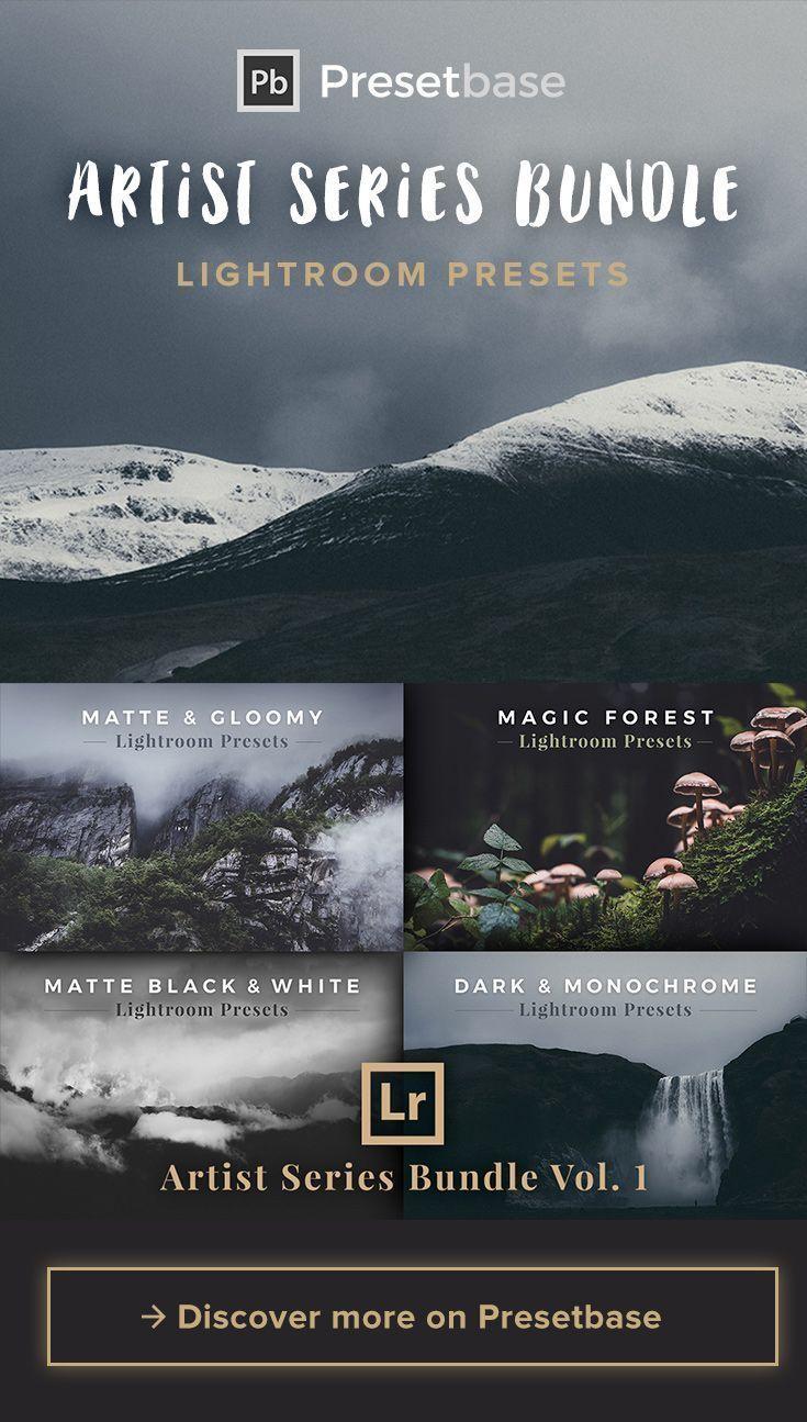 Lightroom Presets For Fine Art Photography Artist Series Collection Lightroom Presets Landscape Photography Tips Lightroom