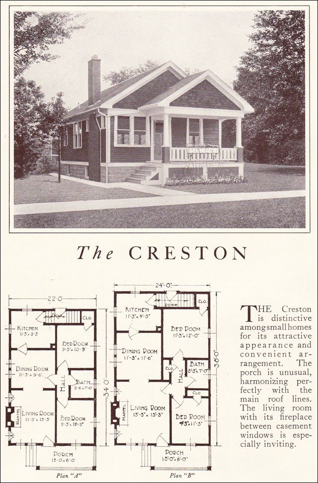 11 Best Arts Crafts House Plans Lewis Images On