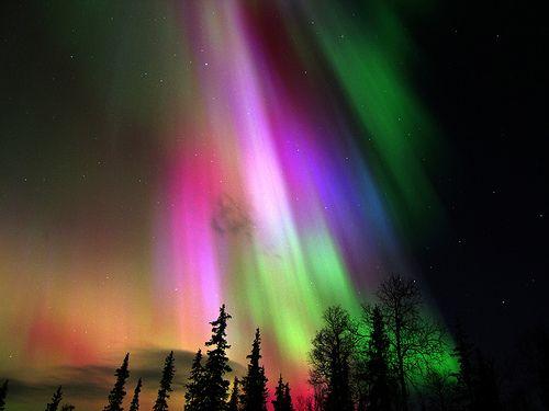 Circulo polar Ártico    Nada como ver la aurora boreal desde Utsjoki, Finlandia, para saber que tu visión del mundo nunca volverá a ser el mismo.