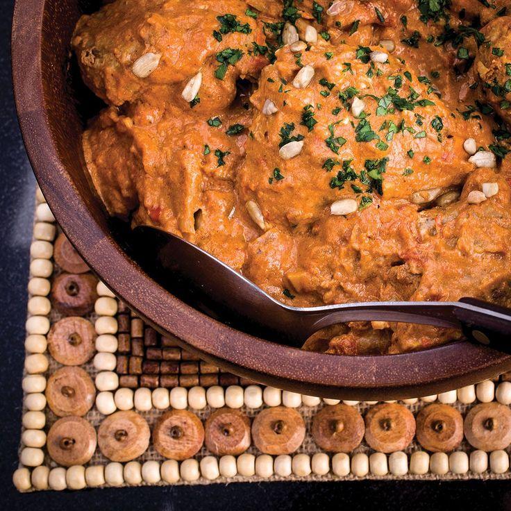 West African Chicken Stew (Paleo, Whole30)