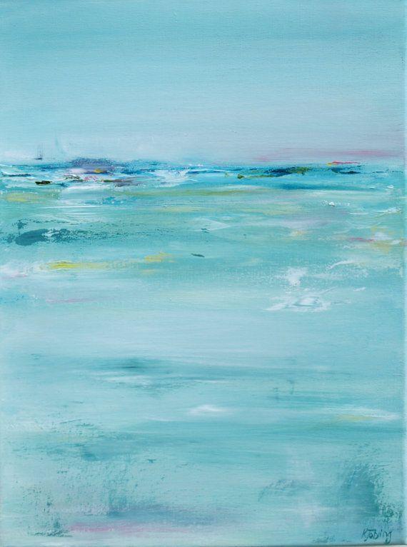 Best 25 Ocean Paintings Ideas On Pinterest Beach