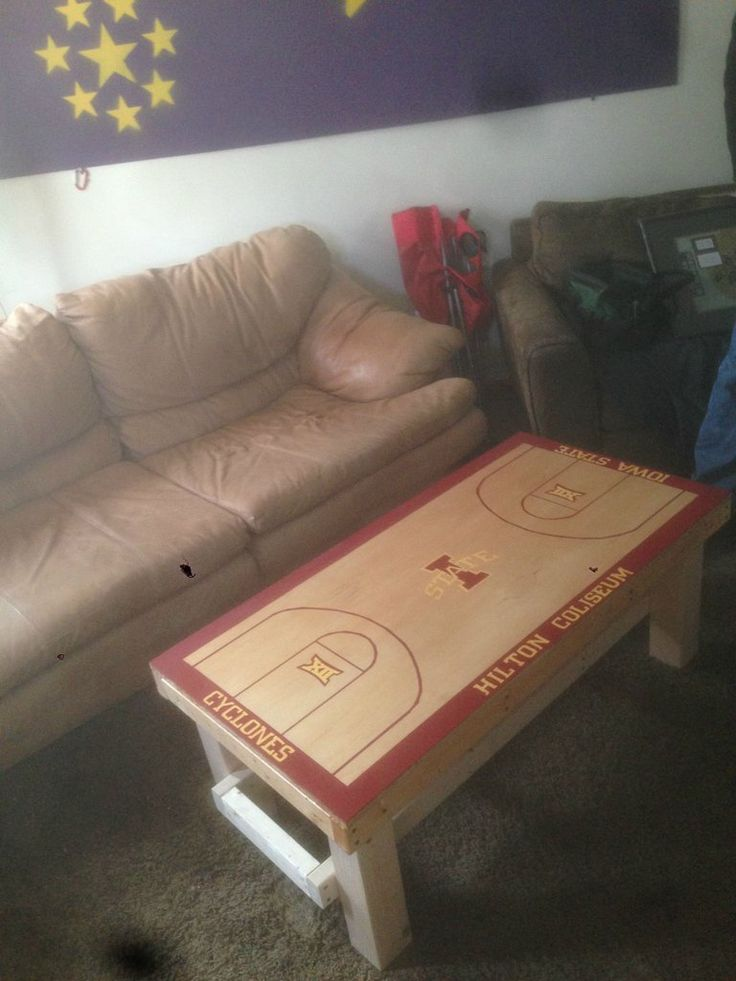 Iowa State Basketball - Coffee Table - Imgur