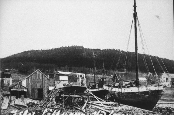 Johan Aas båtbyggeri