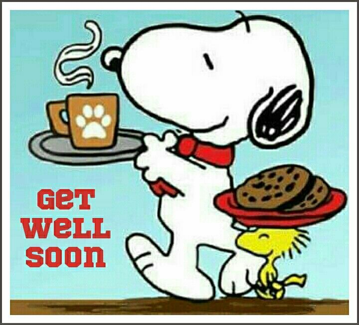 For You Feel Better Already With Images Snoopy And