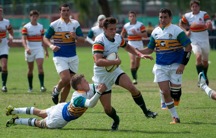 u14, u15 & u16 SA School Rugby Rankings on 15 April 2013