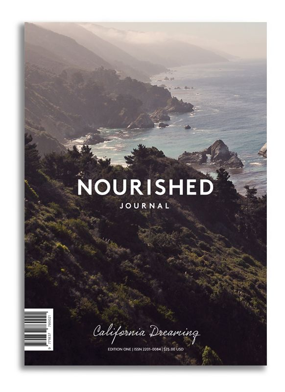 Nourished Journal | Arriving Spring/Summer 2014