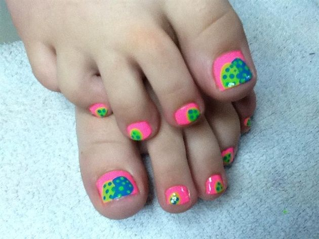 Nail art designs for easter sunday. View Images Best images about pedicure  ... - Toe Nail Designs Easter ~ Easter Toes Art Design Spring Pastel