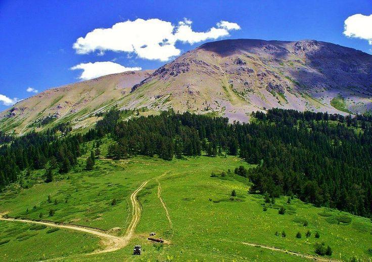 Ilgaz Mountains Çankırı--TURKEY