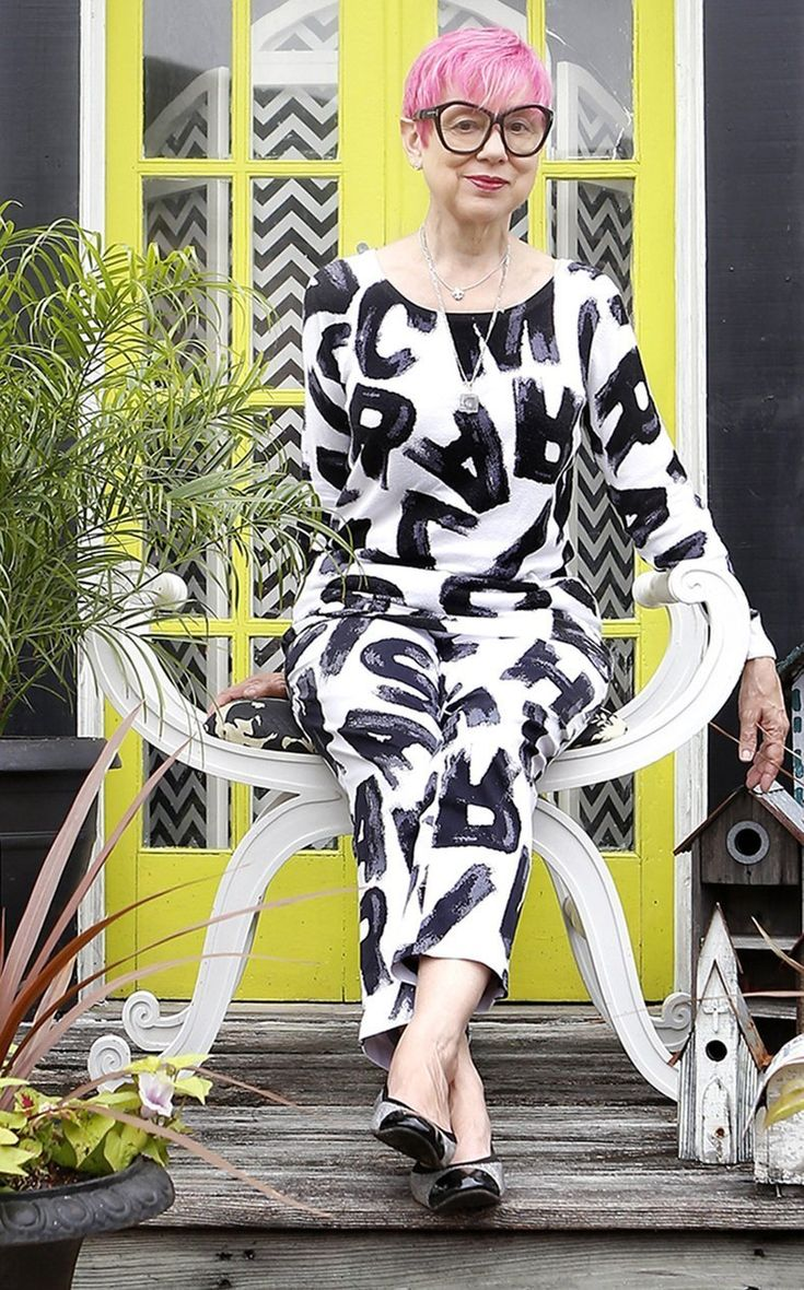LoOk hoW bRave & COol she IS!!------------Valorie's Bold New Orleans Home
