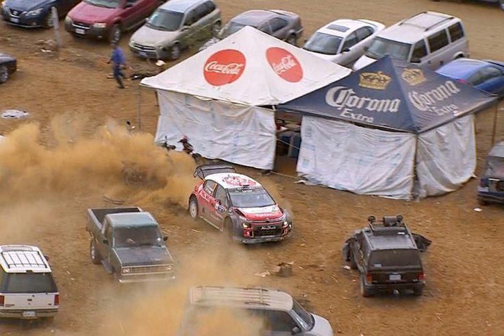 WRC今季初勝利のクリス・ミーク 「勝利できたのは神の恵みだった」  [F1 / Formula 1]
