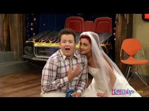 Gibby's Head Gets Hitched! - iCarly.com - YouTube