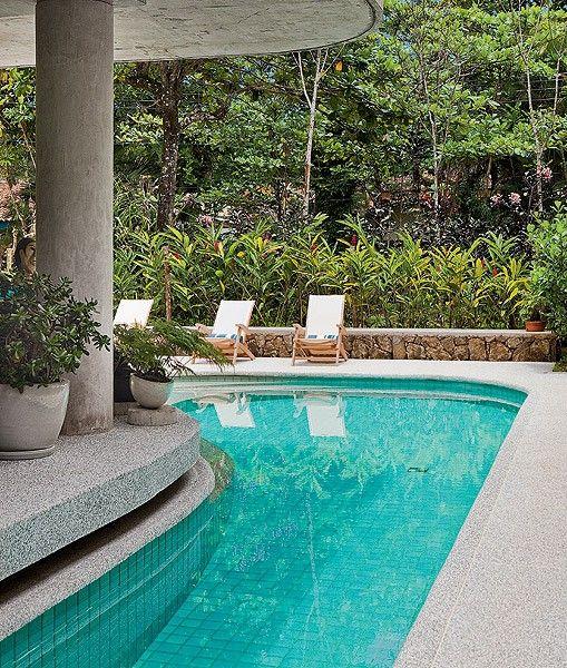 25 melhores ideias sobre piscinas de raia no pinterest for Estilos de piscinas