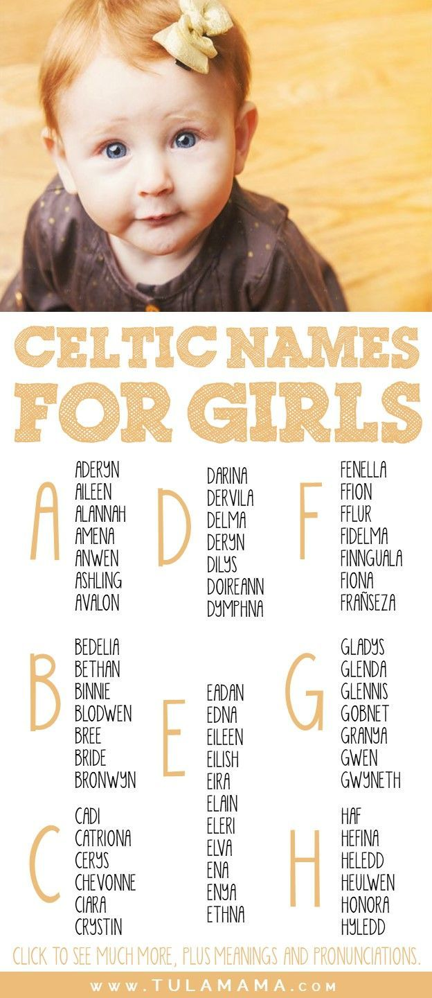 Beautiful Yet Overlooked Celtic Names You Ll Want To Consider Celtic Names Irish Baby Names Baby Names Scottish