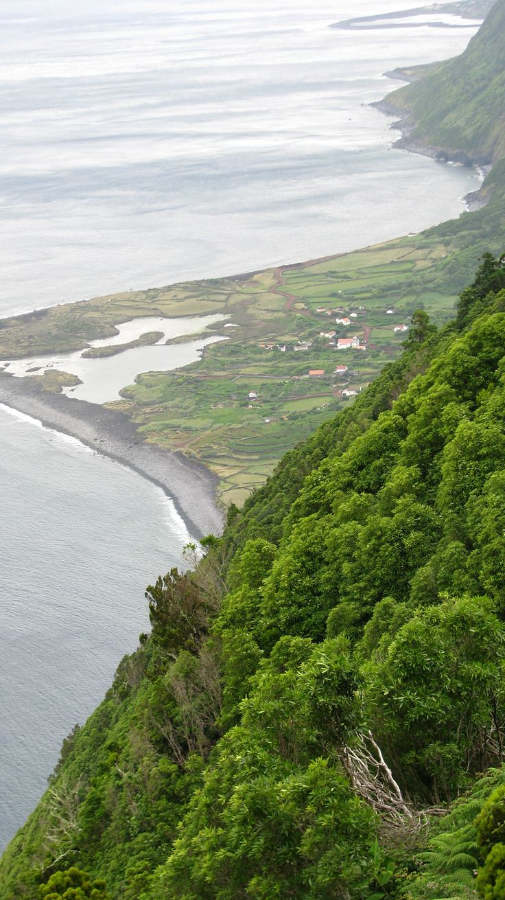 This is the island my father is from - Sao Jorge, Acores