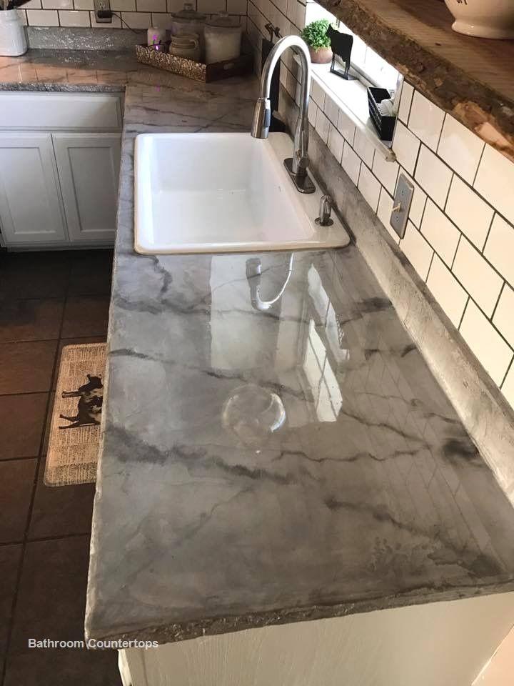 New Bathroom Countertop Ideas Bathroomdiy Countertop