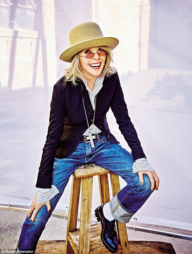 Diane Keaton, 71, talks to Event about her new film Hampstead, her views on marriage and how she has never been the typical Hollywood actress