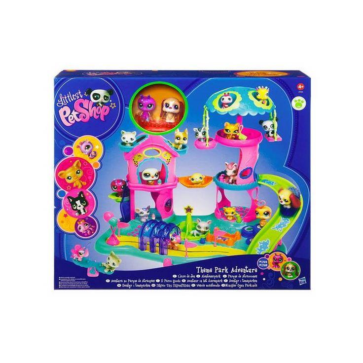 lps sets | Set Hasbro LPS park, hrací