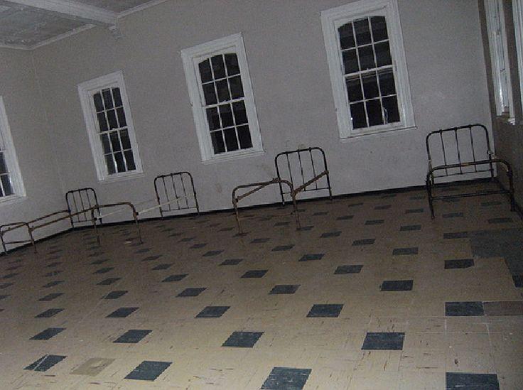 abandonedplaces: Mayday Hills Lunatic Asylum, Australia