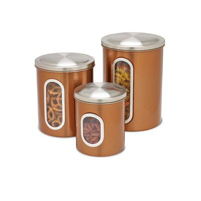 1000 Ideas About Canisters On Pinterest Open Kitchen