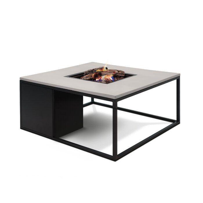 Garten Living Tisch Mit Feuerstelle Hilbert Wayfair De Feuerstelle Feuertisch Feuerstellen Tisch
