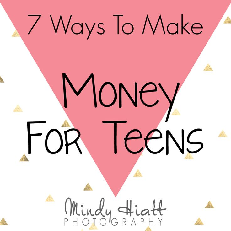62 best Ways Teens Can Make Money images on Pinterest | Business ...