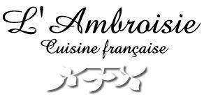 L'Espace Canal   Restaurant L'Ambroisie