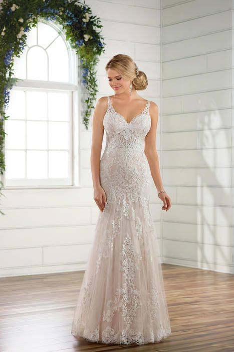 Essense Bridal Collection D2387  Essense of Australia Amanda-Lina's Sposa Boutique - Wedding Gowns, Prom, Bridesmaid and Evening Dresses