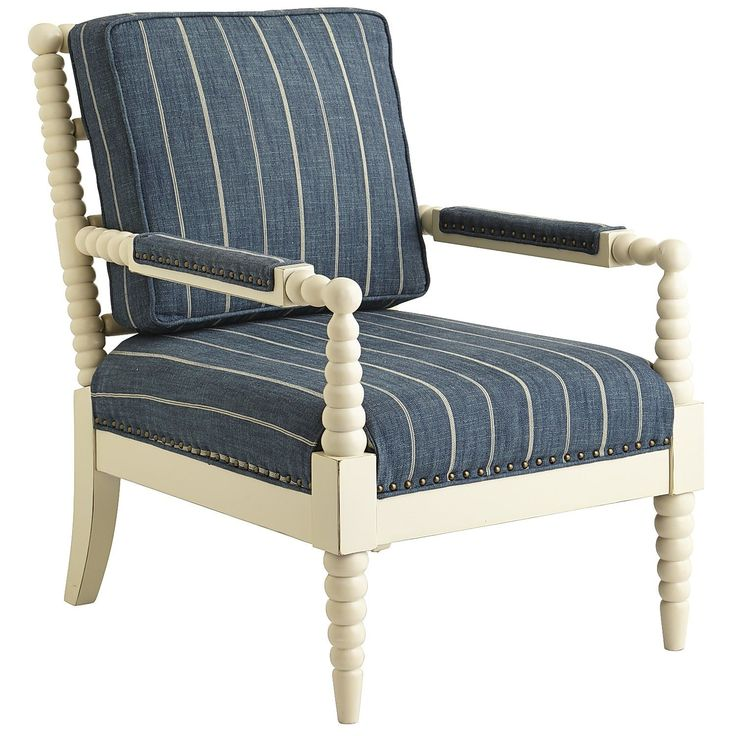 Bobbin Chair - Indigo | Pier 1 Imports