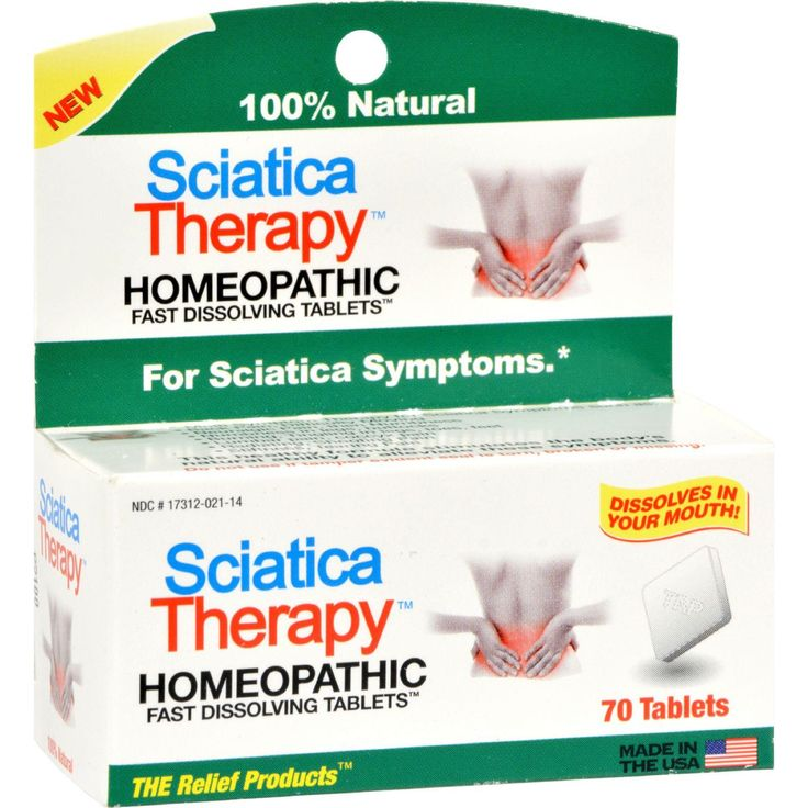 Trp Sciatica Therapy - 70 Tablets