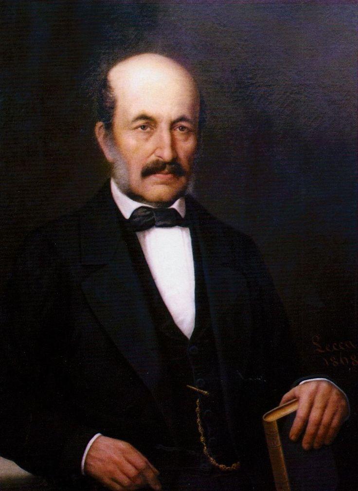 Petrache Poenaru inventatorul condeiului portaret fara sfarsit