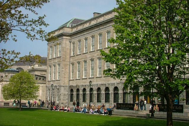 Dublin Sights and Attractions You Really Should Not Miss: Trinity College and Library