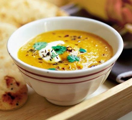 international cuisine restaurant: lentil soup recipe