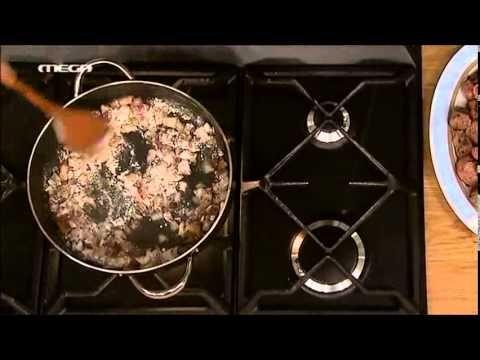 ΚΑΝΤΟ ΟΠΩΣ Ο ΑΚΗΣ: Μοσχαράκι με dumplings - YouTube