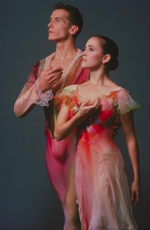 Glenn Edgerton and Tina LeBlanc in Remembrances