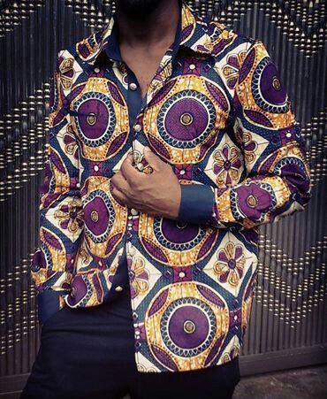 Viceroy Ankara Shirt (front) $99.99