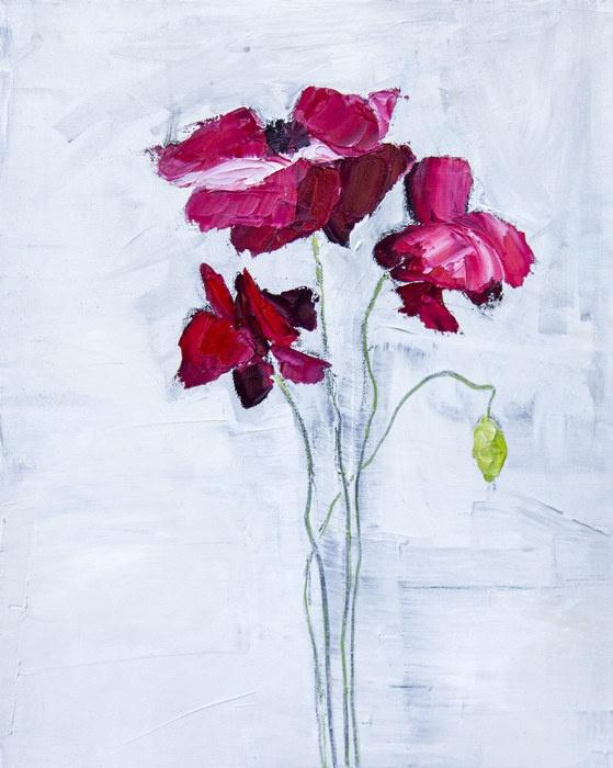 Soleil Mannion -Poppies