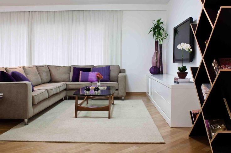 piso de madeira na sala de estar karen pisacane 20261
