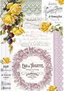 TCR 14 - papier ryżowy -Eau de Toilette