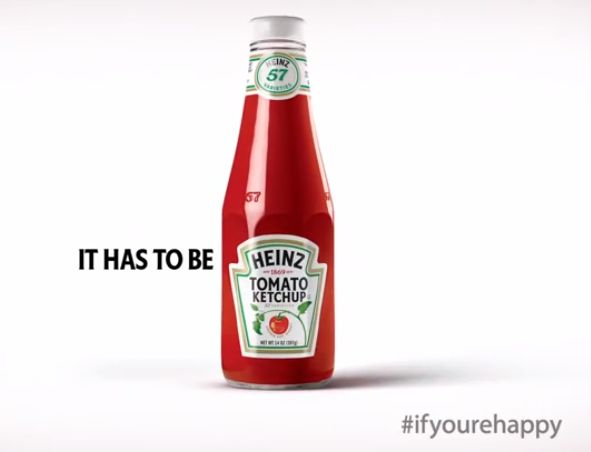 Super Bowl (@Kesa Jay): Heinz Ketchup is back after 16 years