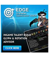 Edge – Talent Build, Glyph, & Rotations Advisor