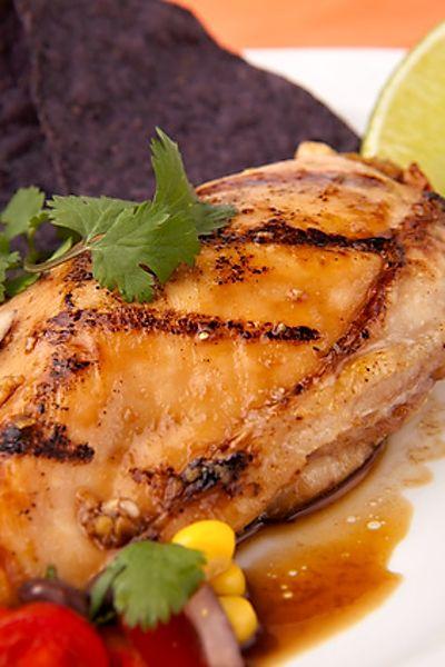 Kořeněná marináda na kuřecí maso