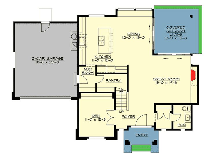 Modern Architecture Design Plans 364 best house plans images on pinterest | house floor plans