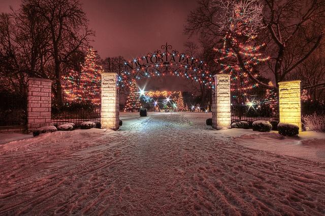 Victoria Park, London, Ontario