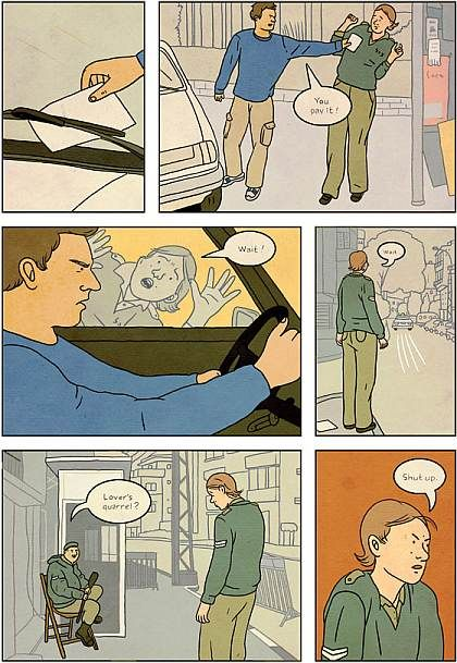 Rutu Modan, Exit Wounds