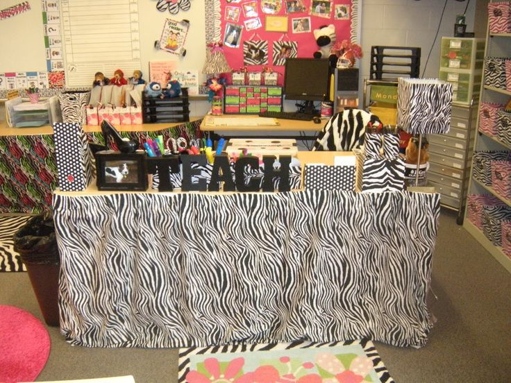 Zebra Classroom Decor ~ Best zebra print for classroom images on pinterest